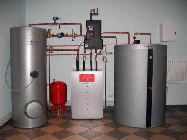 Выбор газового котла