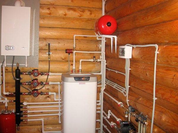 Электрические и газовые котлы – как выбрать