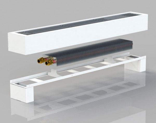 Принципы работы и конструкция конвектора