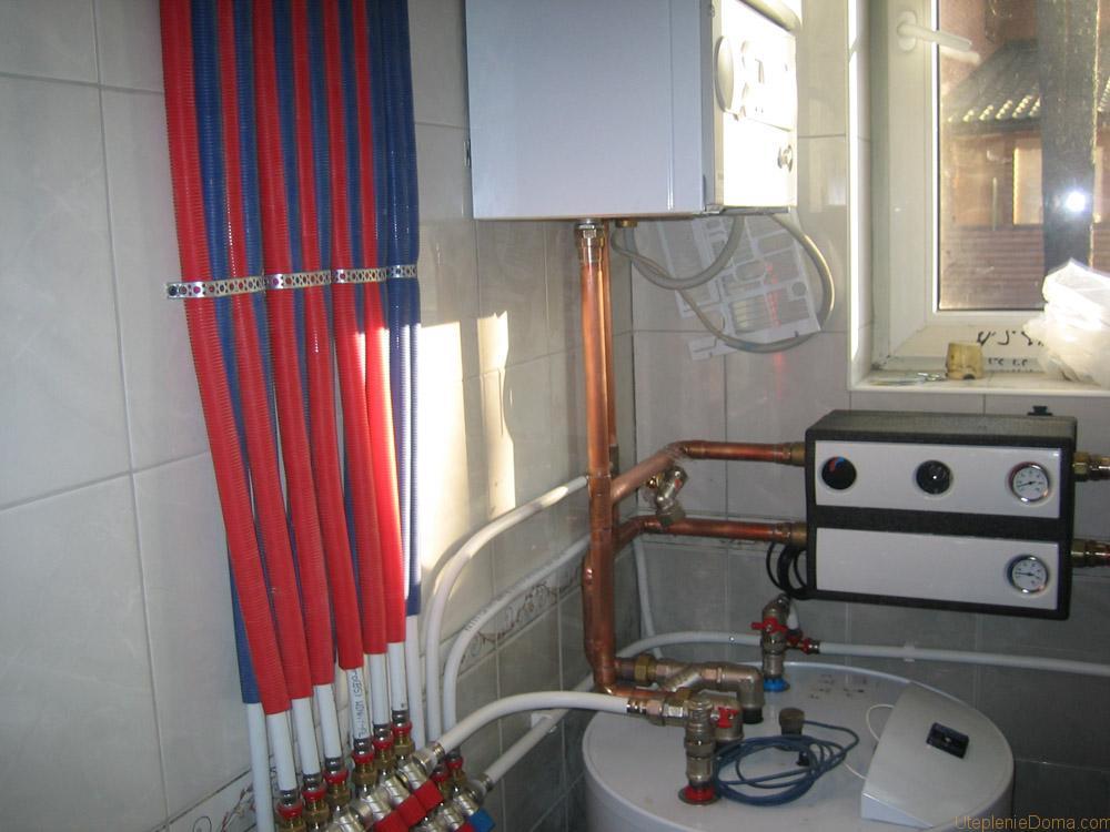 Газовые баллоны – энергетическая независимость частного дома