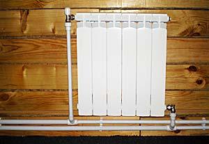 Самостоятельная установка отопления из полипропилена
