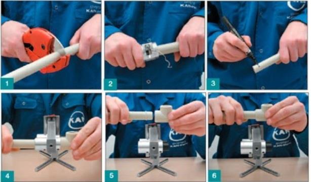 Полипропиленовые трубы для отопления монтаж своими руками