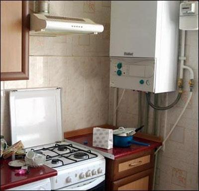Насколько безопасны газовые котлы в квартирах